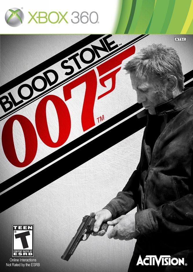 Xbox 360 James Bond 007: Blood Stone Xbox 360