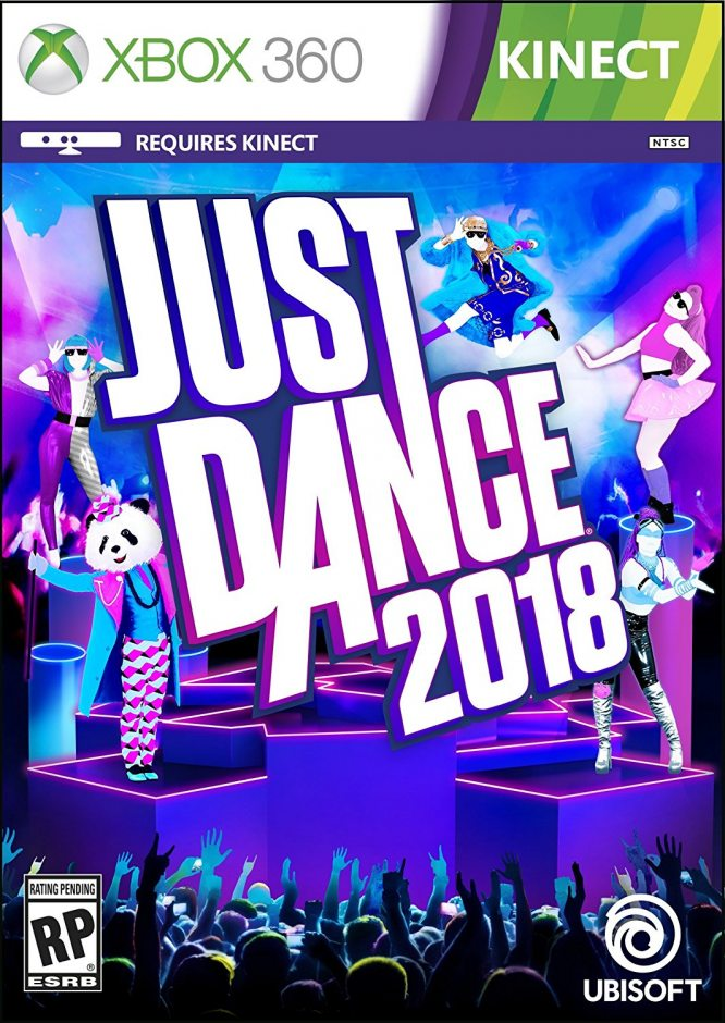 Xbox 360 Just Dance 2018 Xbox 360