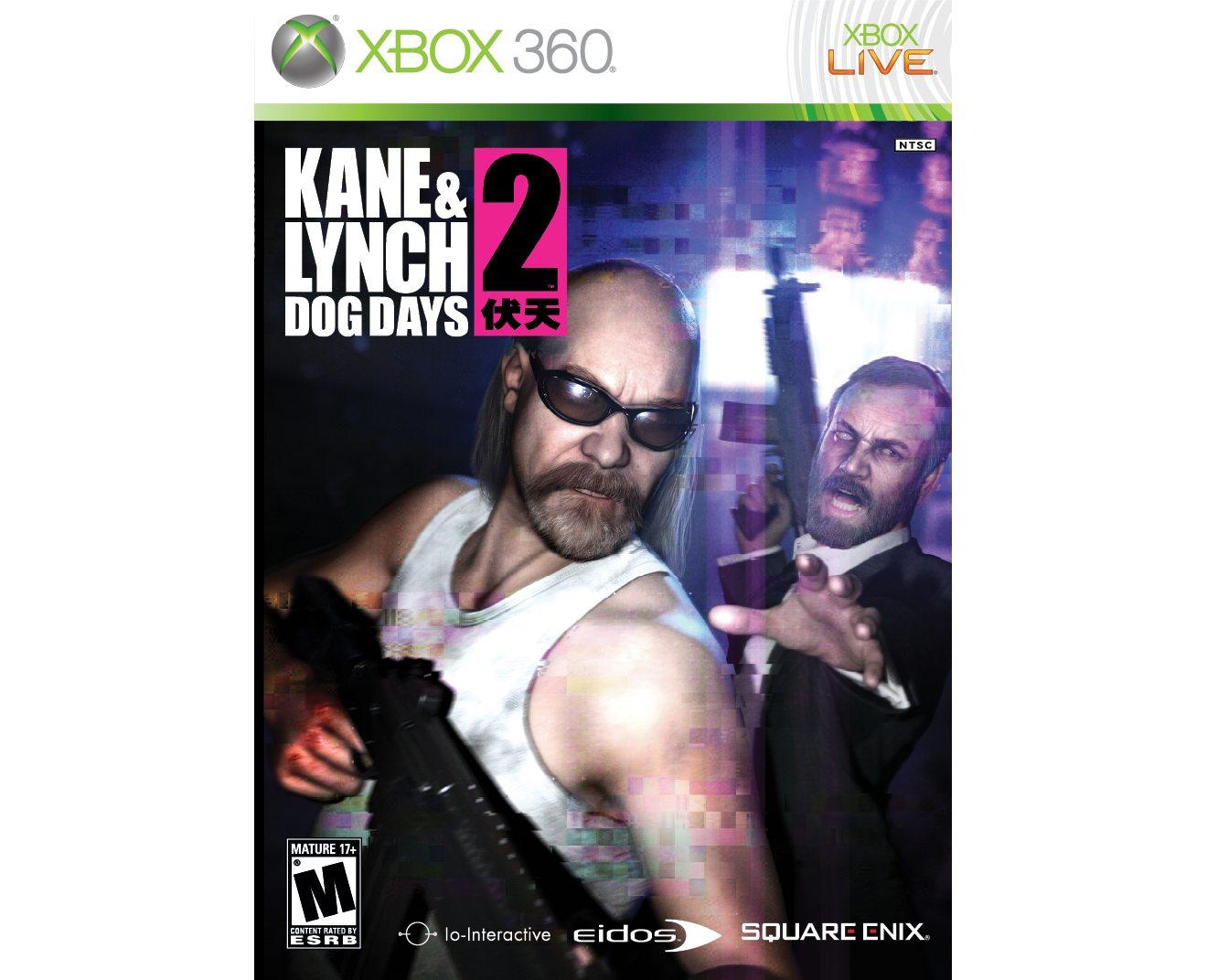 Xbox 360 Kane and Lynch 2: Dog Days Xbox 360