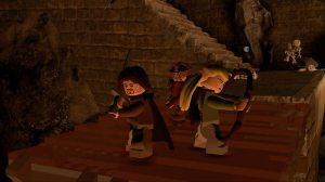 Xbox 360 LEGO Властелин Колец Xbox 360