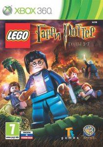 Xbox 360 LEGO Гарри Поттер: годы 5-7