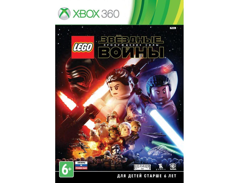 Xbox 360 LEGO Звездные войны: Пробуждение Силы Xbox 360