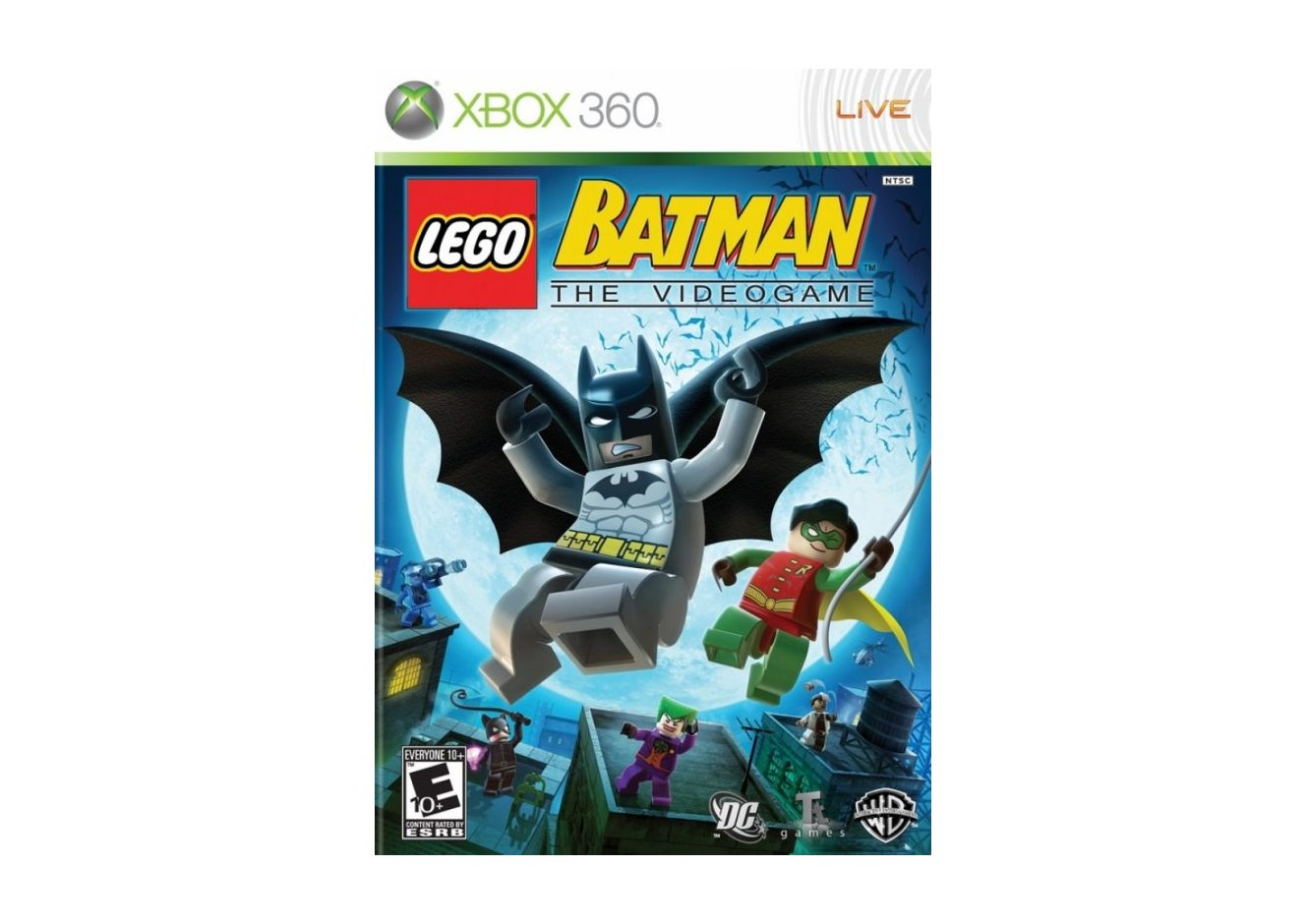 Xbox 360 LEGO Batman: The Videogame Xbox 360