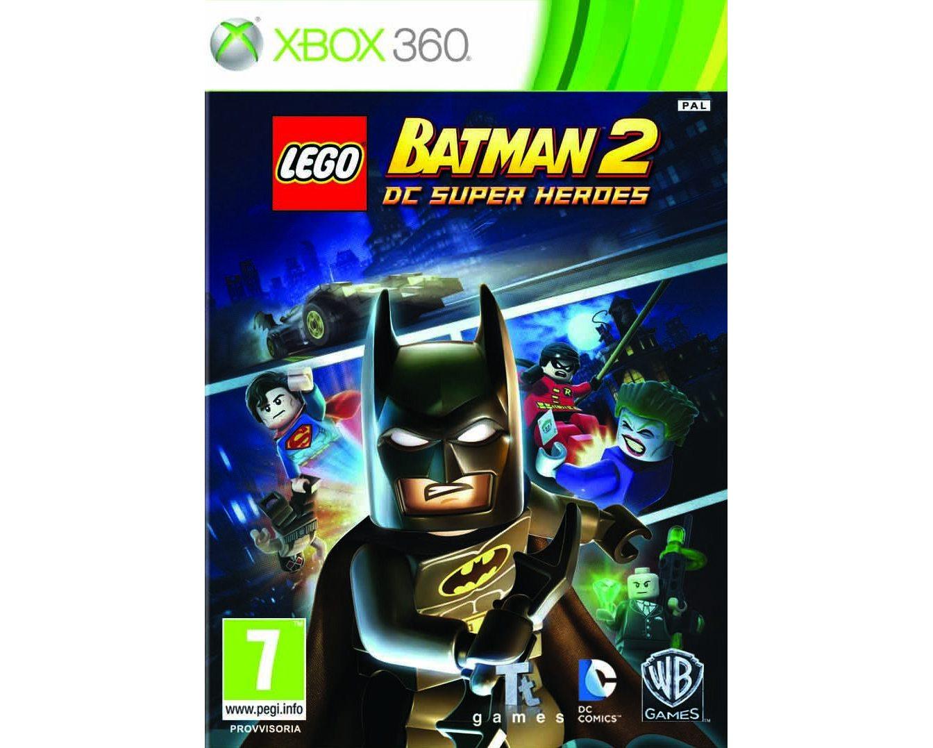 Xbox 360 LEGO Batman 2: DC Super Heroes Xbox 360