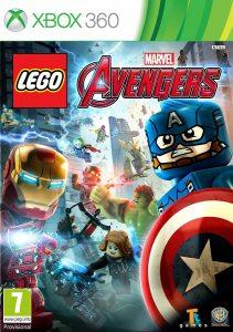Xbox 360 LEGO Marvel's Avengers (LEGO Marvel Мстители)