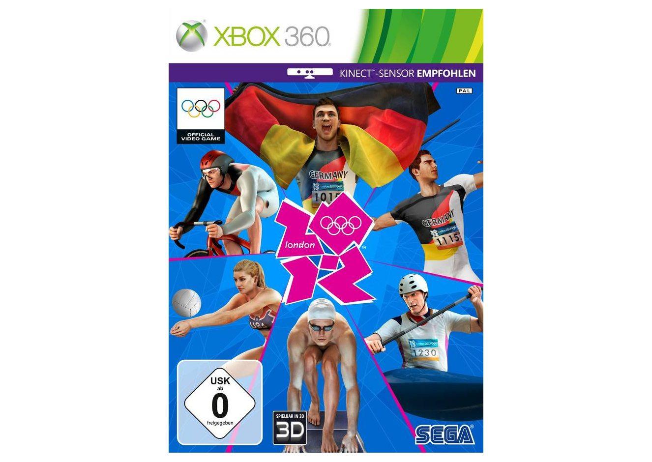 Xbox 360 London 2012 Xbox 360