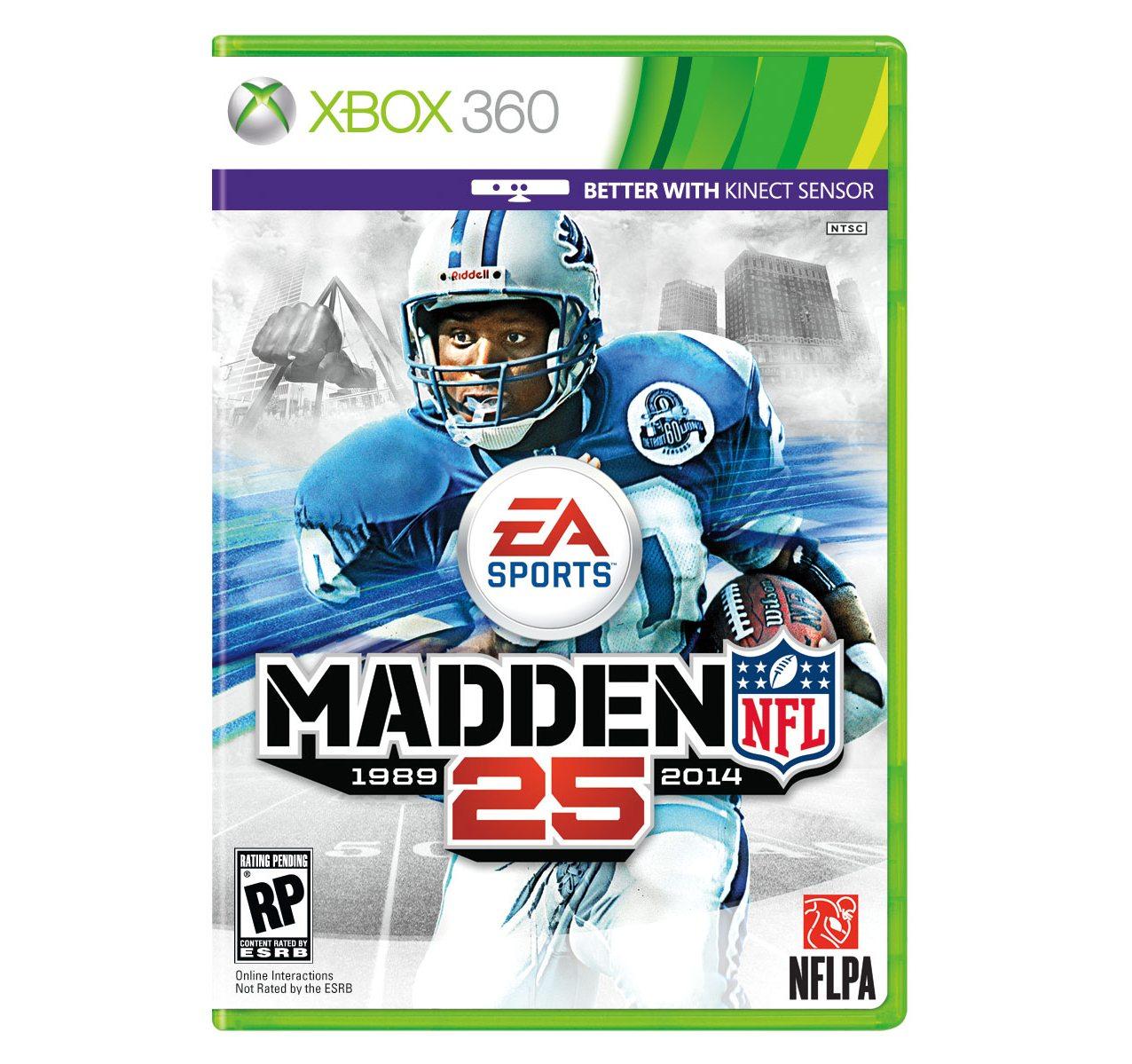 Xbox 360 Madden NFL 25 Xbox 360