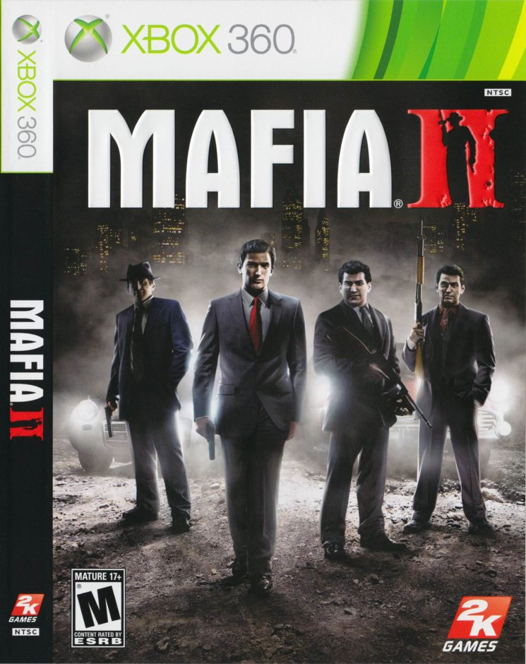 Xbox 360 Mafia II Xbox 360