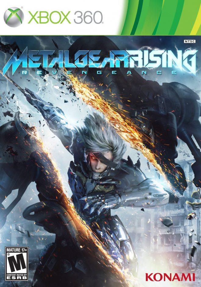 Xbox 360 Metal Gear Rising: Revengeance Xbox 360