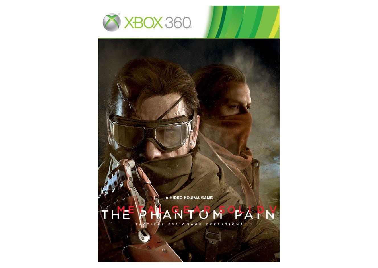 Xbox 360 METAL GEAR SOLID V: The Phantom Pain Xbox 360