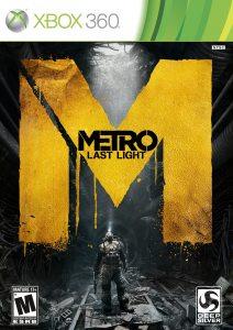 Xbox 360 Metro: Last Light (Метро: Луч надежды)