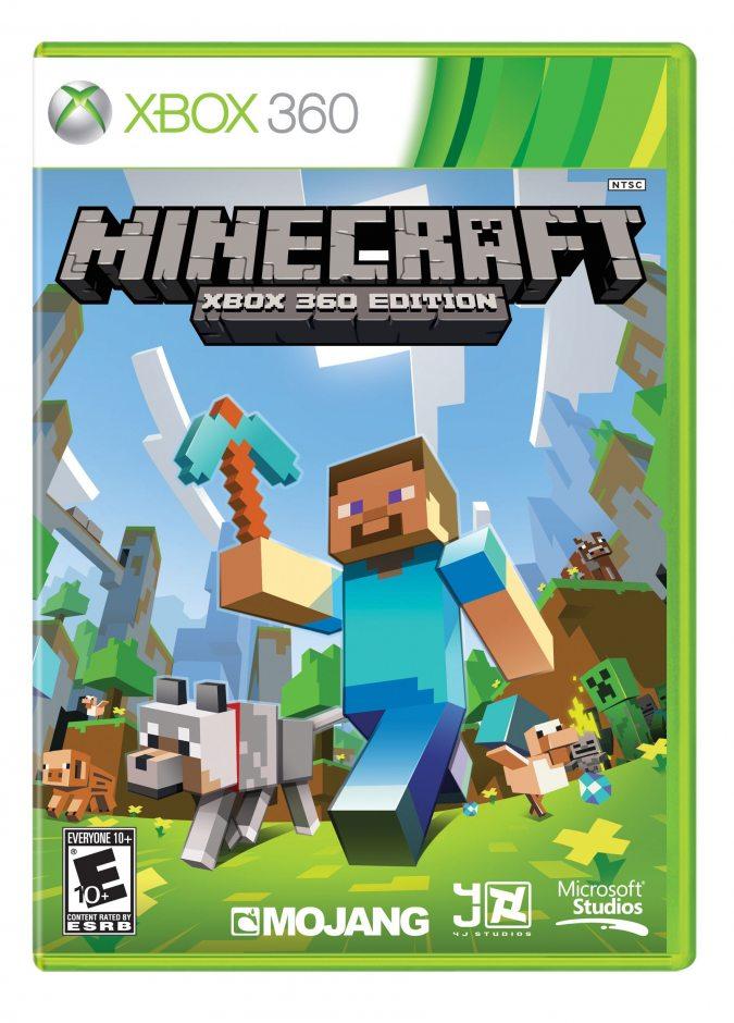 Xbox 360 Minecraft Xbox 360
