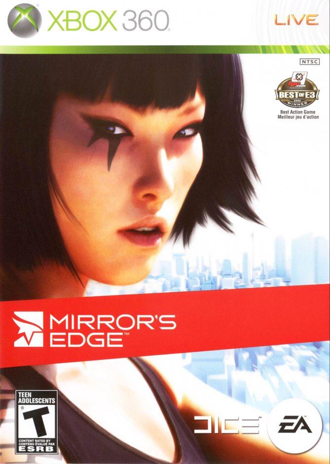 Xbox 360 Mirror's Edge Xbox 360