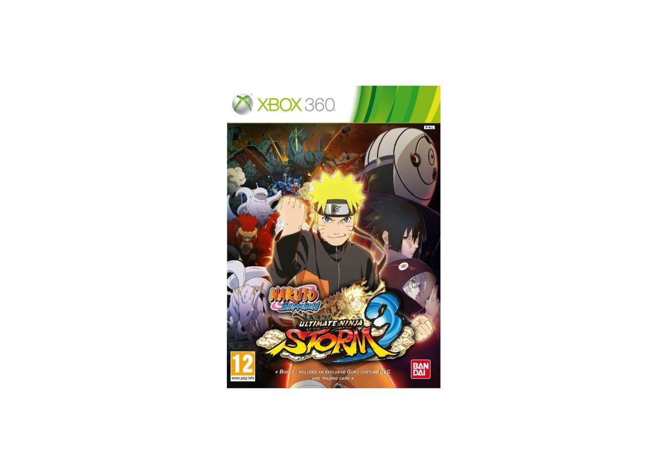 Xbox 360 Naruto Shippuden: Ultimate Ninja Storm 3 Day 1 Edition Xbox 360
