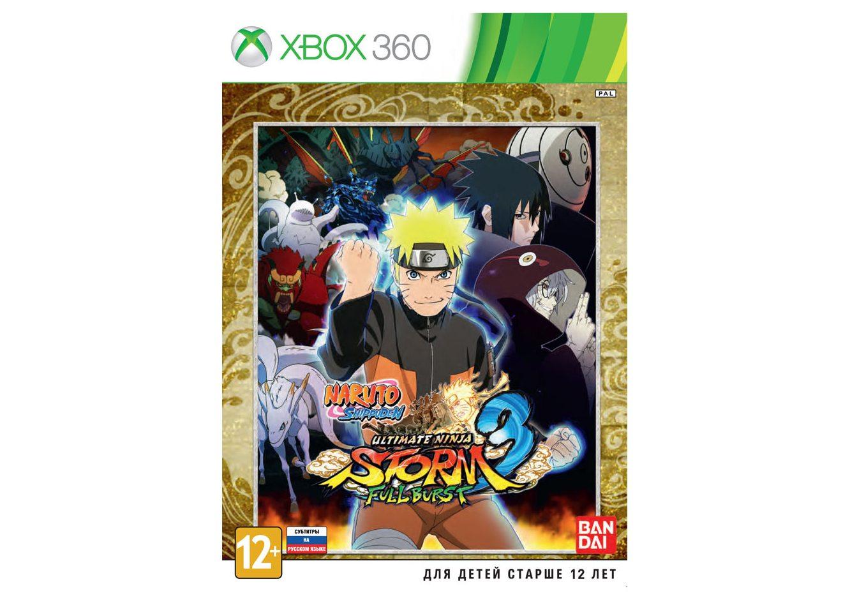 Xbox 360 Naruto Shippuden: Ultimate Ninja Storm 3 Full Burst Xbox 360