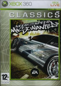 Xbox 360 Need for Speed: Most Wanted (Classics)