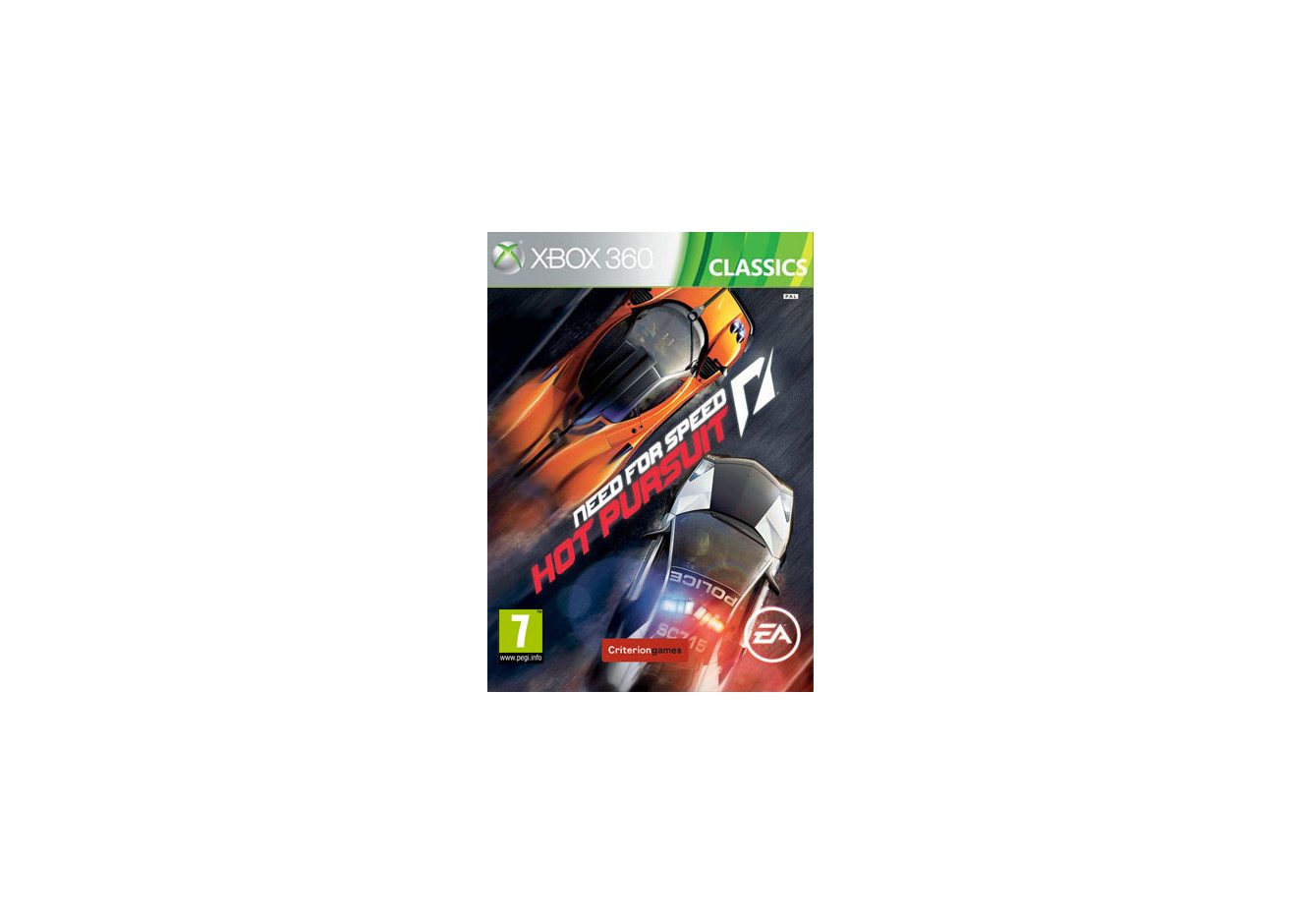 Xbox 360 Need for Speed Hot Pursuit (Classics) Xbox 360
