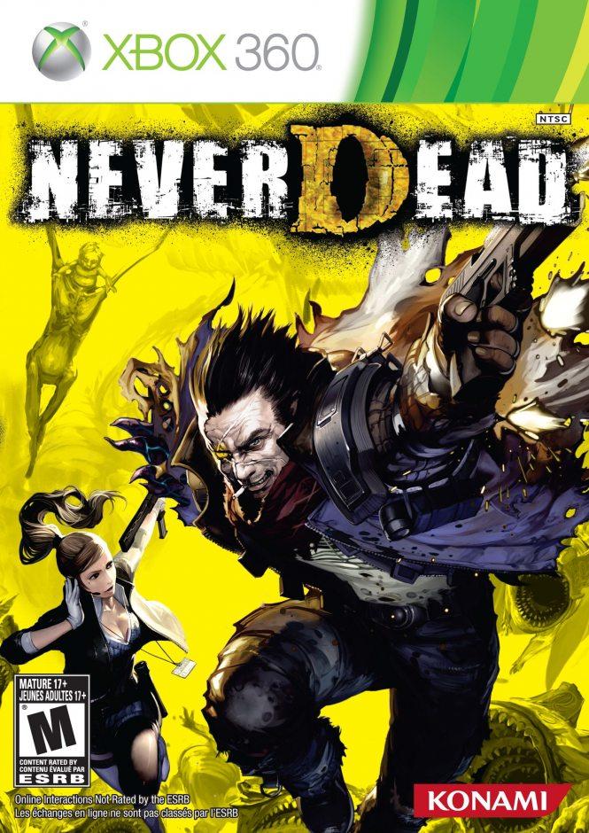 Xbox 360 Neverdead Xbox 360