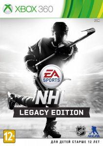 Xbox 360 NHL 16. Legacy Edition