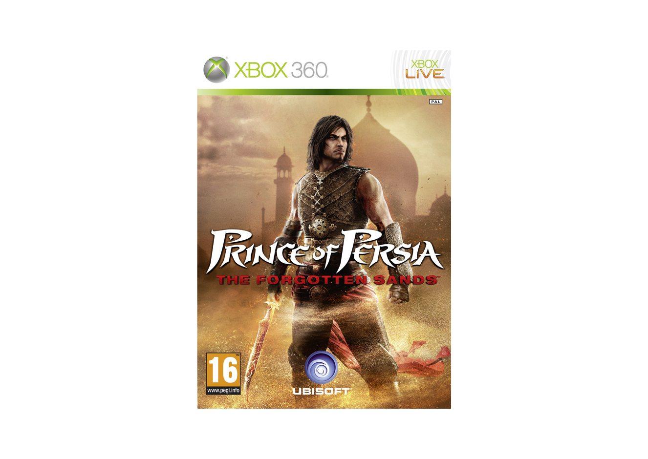 Xbox 360 Prince of Persia. Забытые Пески (Classics) Xbox 360