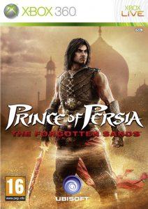 Xbox 360 Prince of Persia. Забытые Пески (Classics)