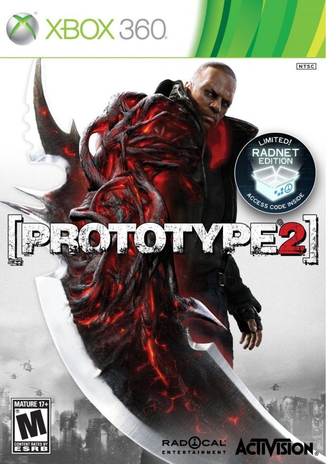 Xbox 360 Prototype 2 Xbox 360