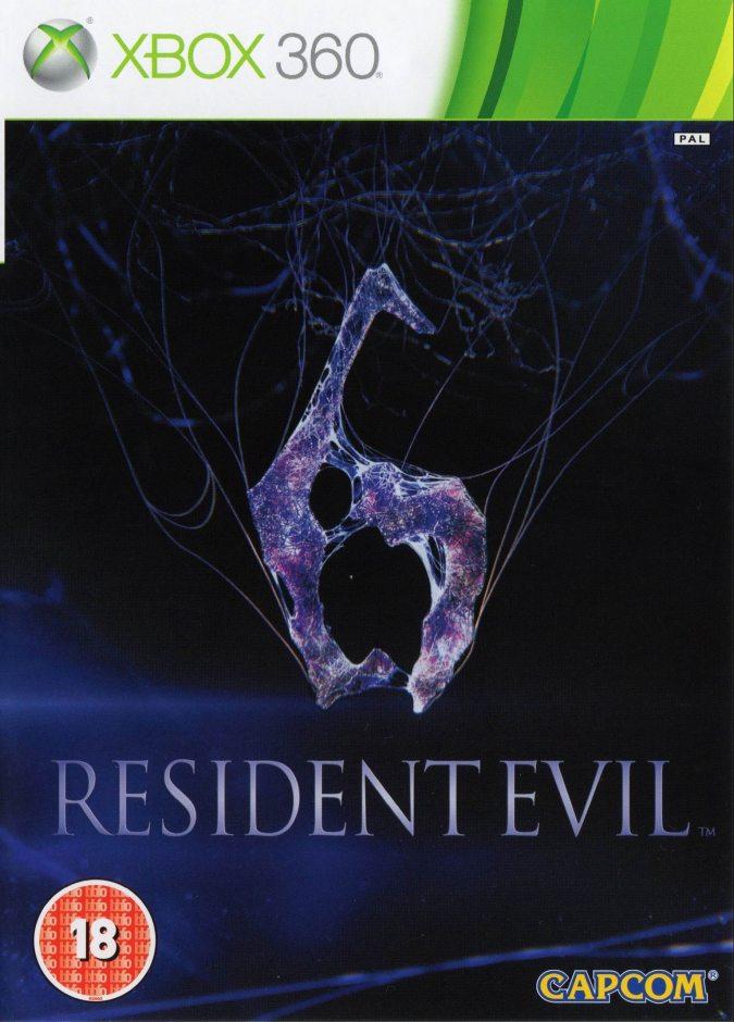 Xbox 360 Resident Evil 6 Xbox 360