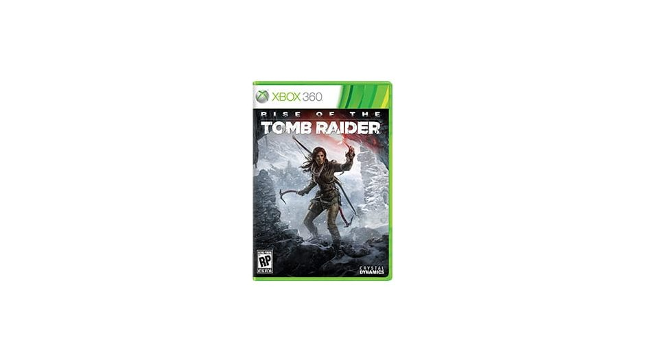 Xbox 360 Rise of the Tomb Raider Xbox 360