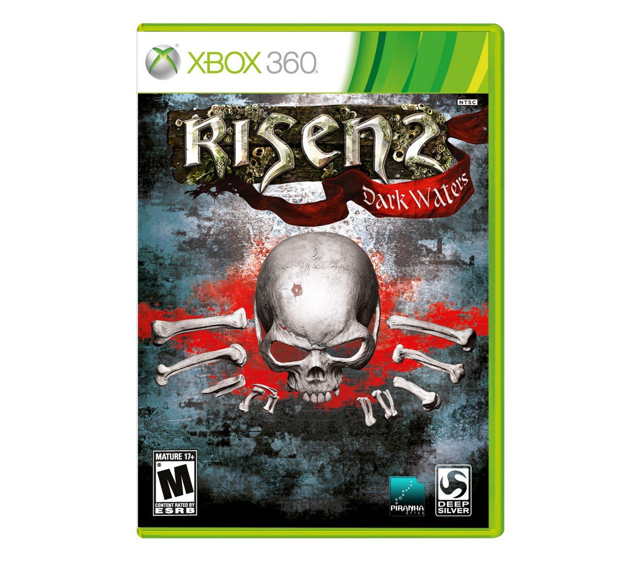 Xbox 360 Risen 2: Dark Waters Xbox 360