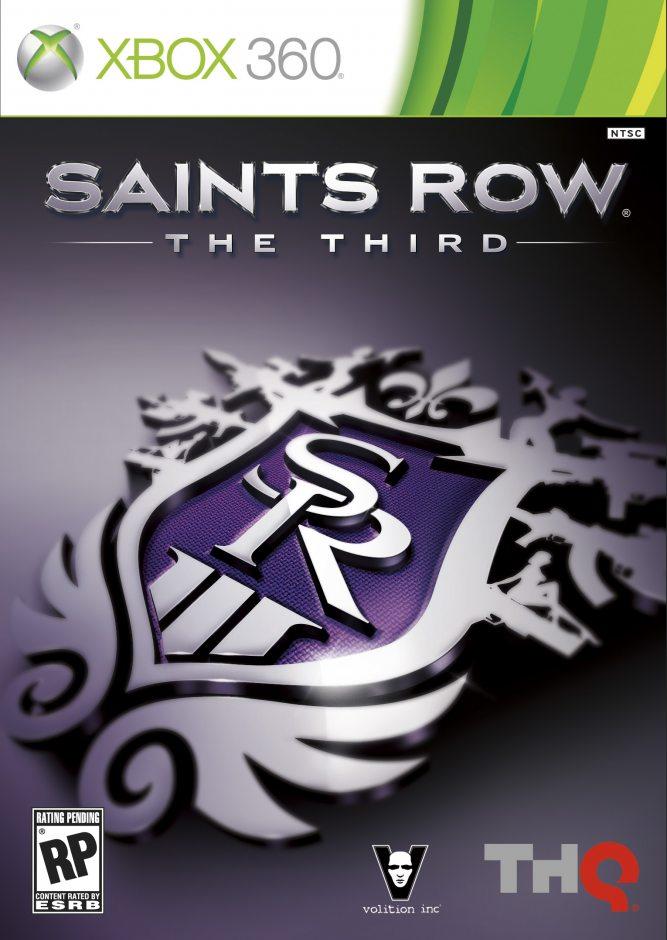 Xbox 360 Saints Row: The Third Xbox 360