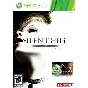 Xbox 360 Silent Hill HD Collection