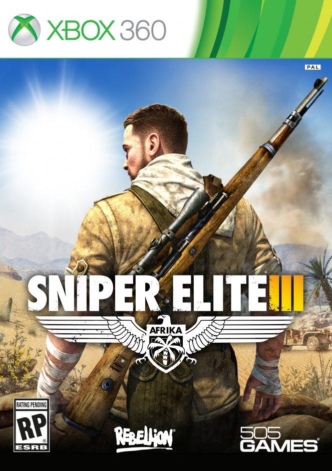 Xbox 360 Sniper Elite 3 Xbox 360