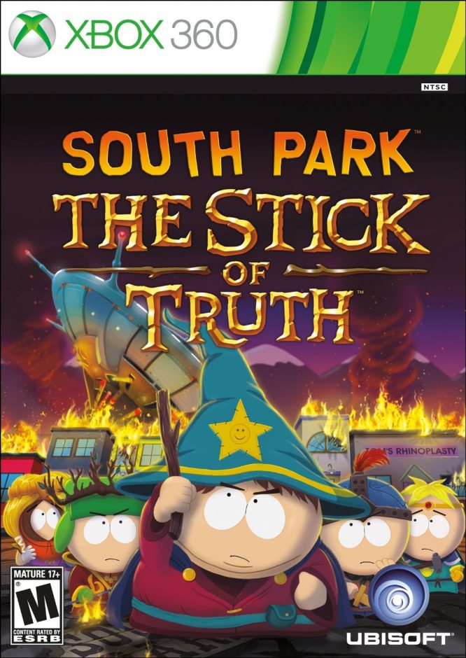 Xbox 360 South Park: The Stick of Truth Xbox 360