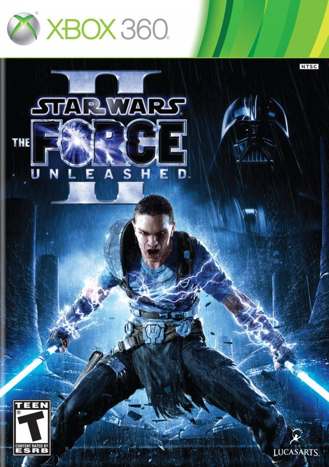 Xbox 360 Star Wars: The Force Unleashed 2 Xbox 360