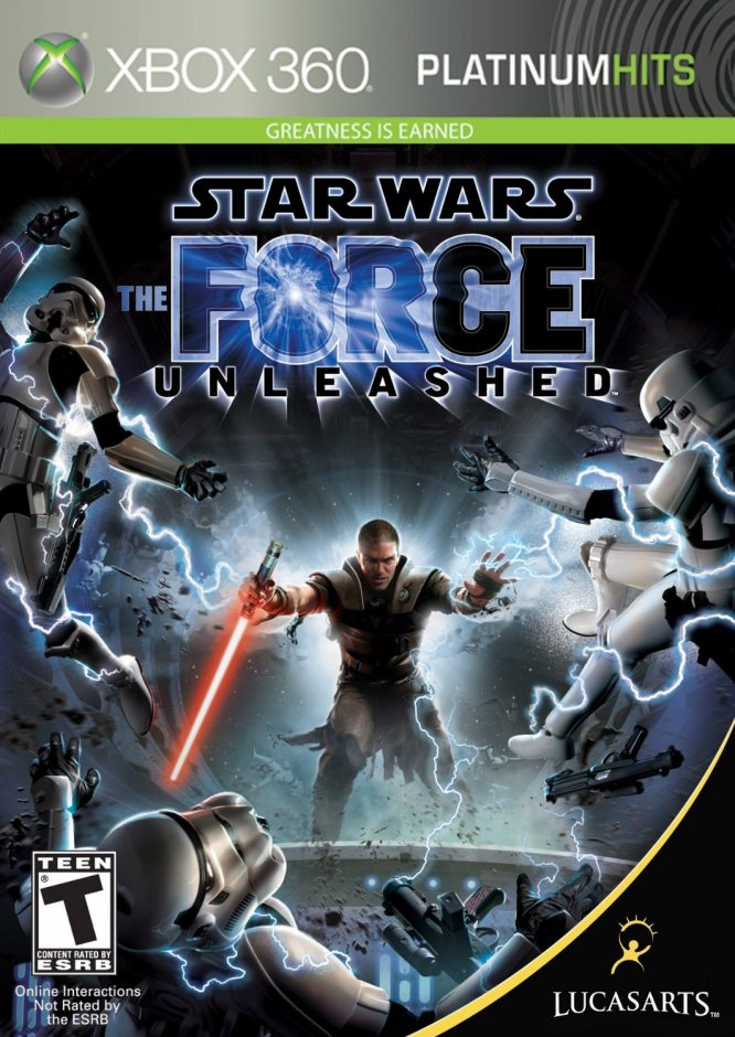 Xbox 360 Star Wars: The Force Unleashed Xbox 360