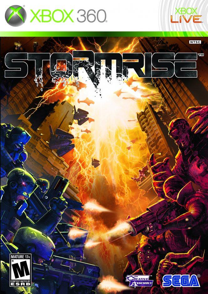 Xbox 360 Stormrise Xbox 360