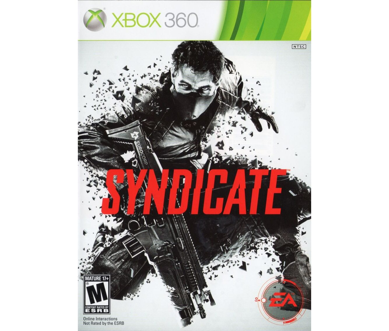 Xbox 360 Syndicate Xbox 360