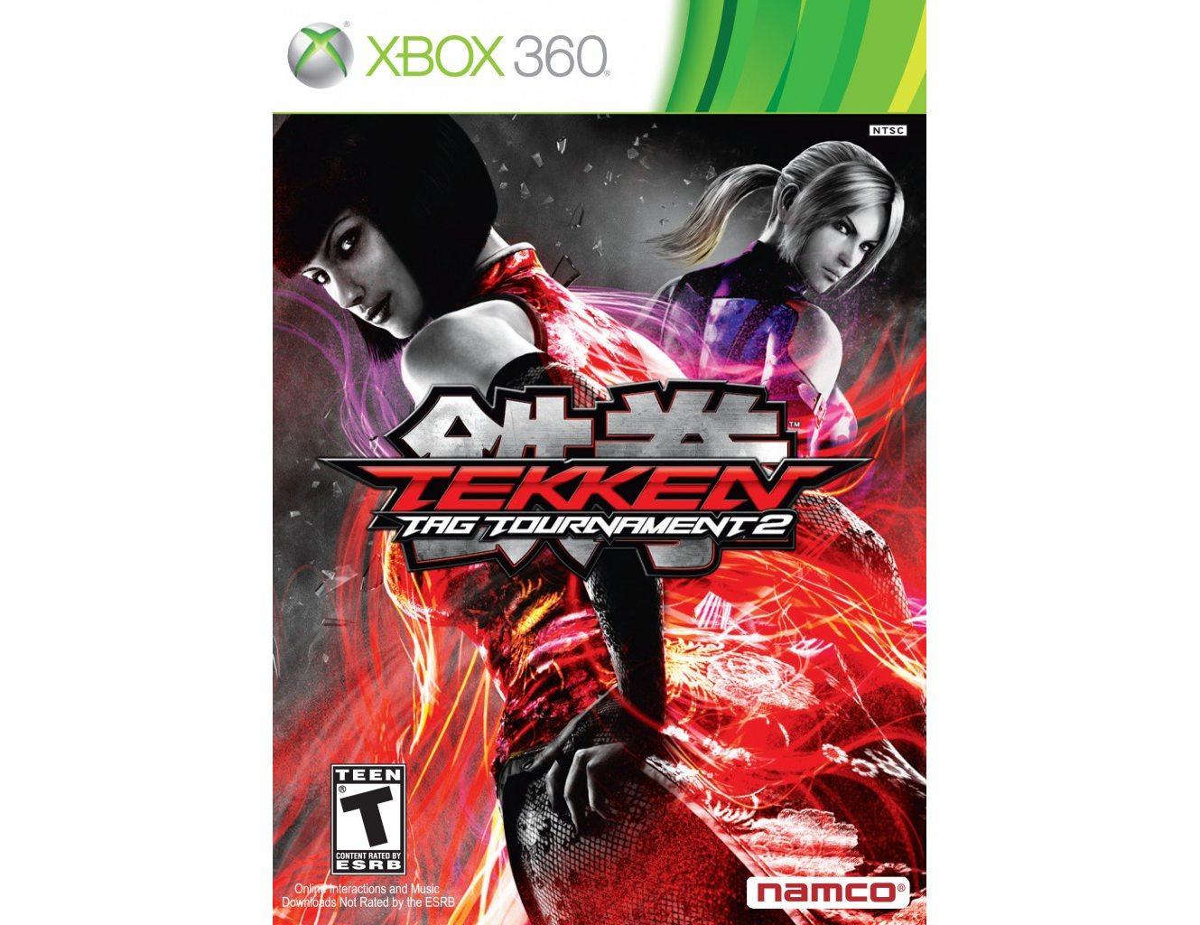 Xbox 360 Tekken Tag Tournament 2 Xbox 360