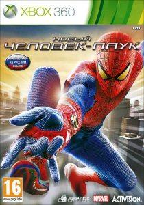 Xbox 360 The Amazing Spider-Man (Новый Человек-паук)