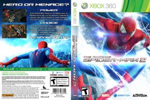 Xbox 360 The Amazing Spider-Man 2