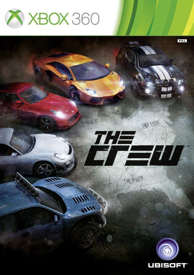 Xbox 360 The Crew Xbox 360