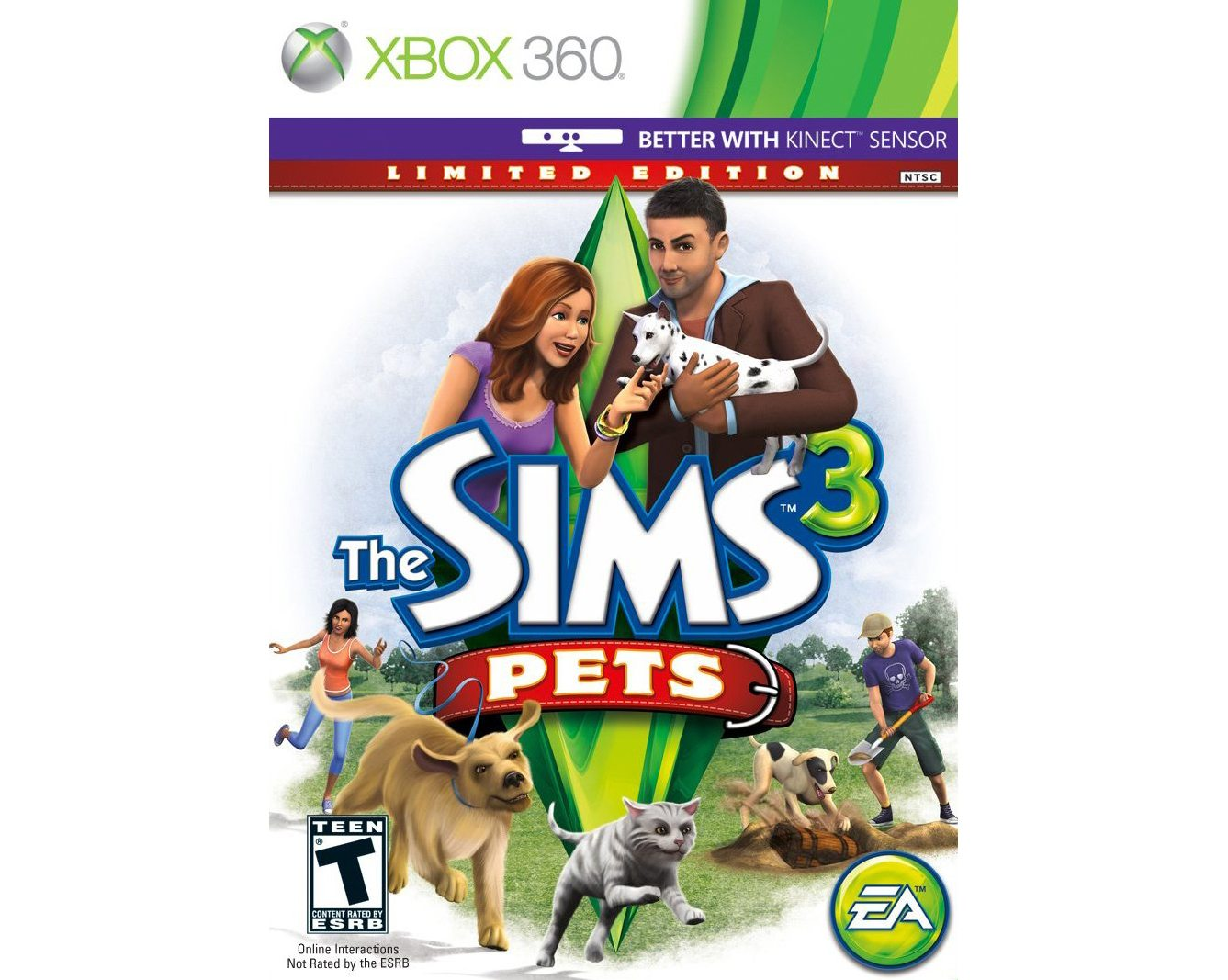 Xbox 360 The Sims 3: Питомцы Xbox 360