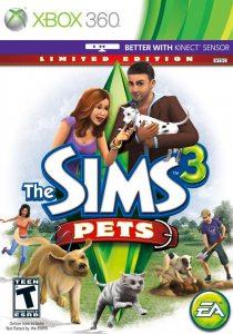 Xbox 360 The Sims 3: Питомцы