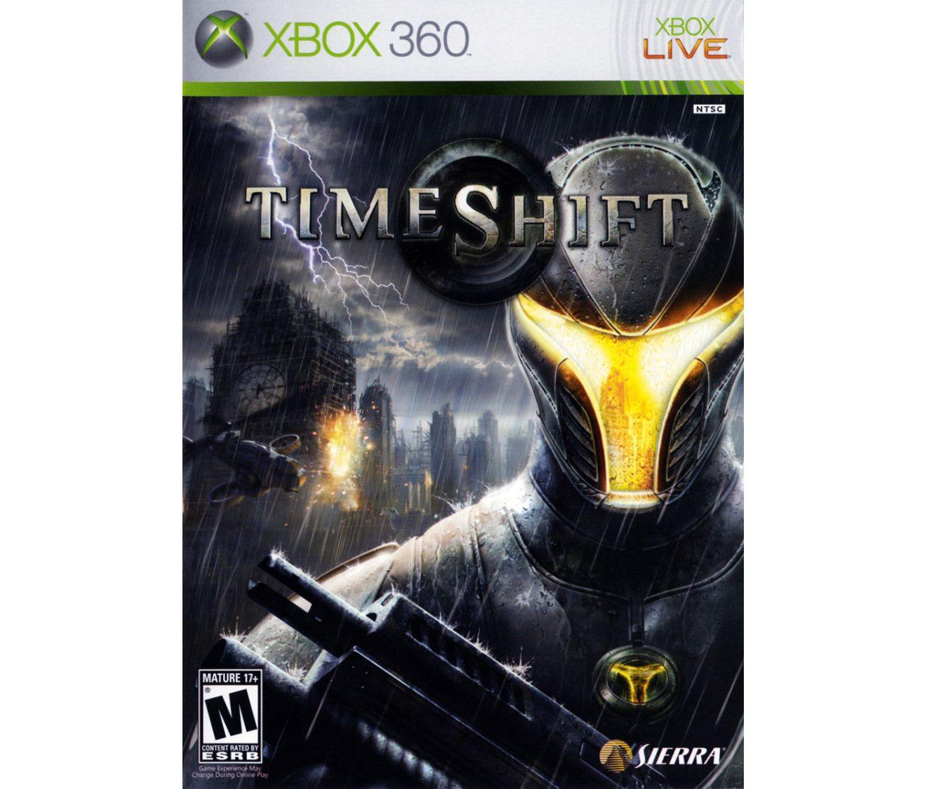 Xbox 360 TimeShift Xbox 360