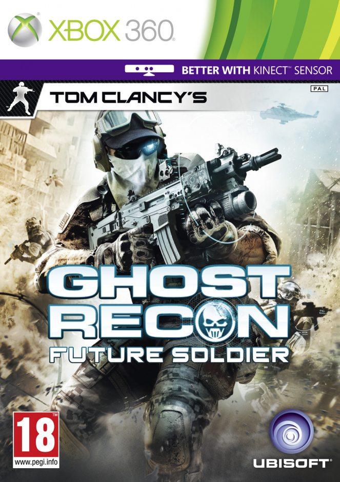 Xbox 360 Tom Clancy's Ghost Recon: Future Soldier Xbox 360