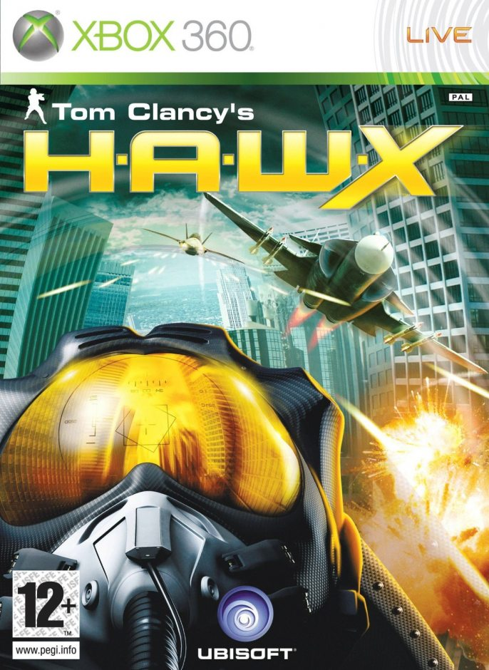 Xbox 360 Tom Clancy's H.A.W.X. 2 Xbox 360