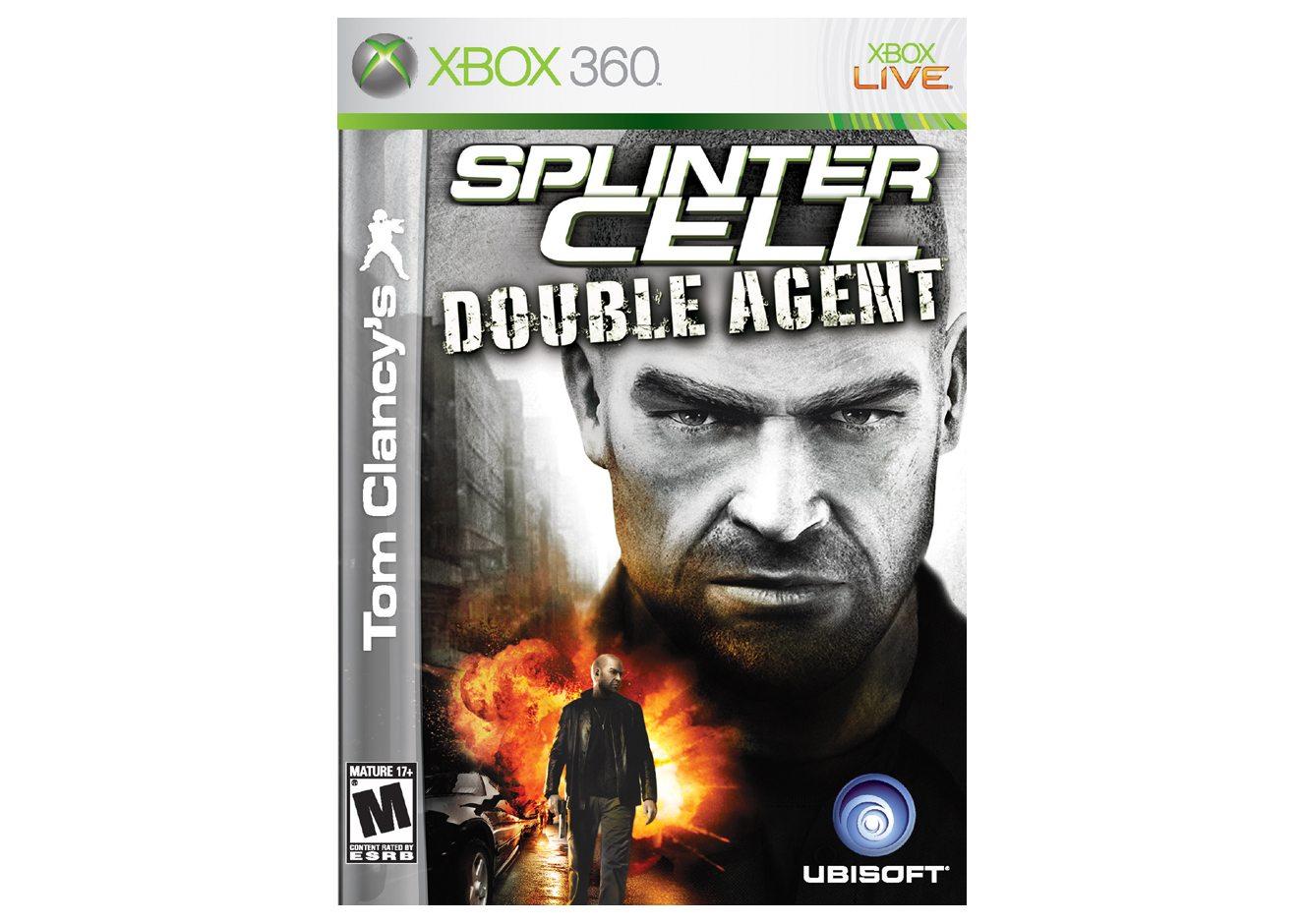 Xbox 360 Tom Clancy's Splinter Cell: Double Agent Xbox 360