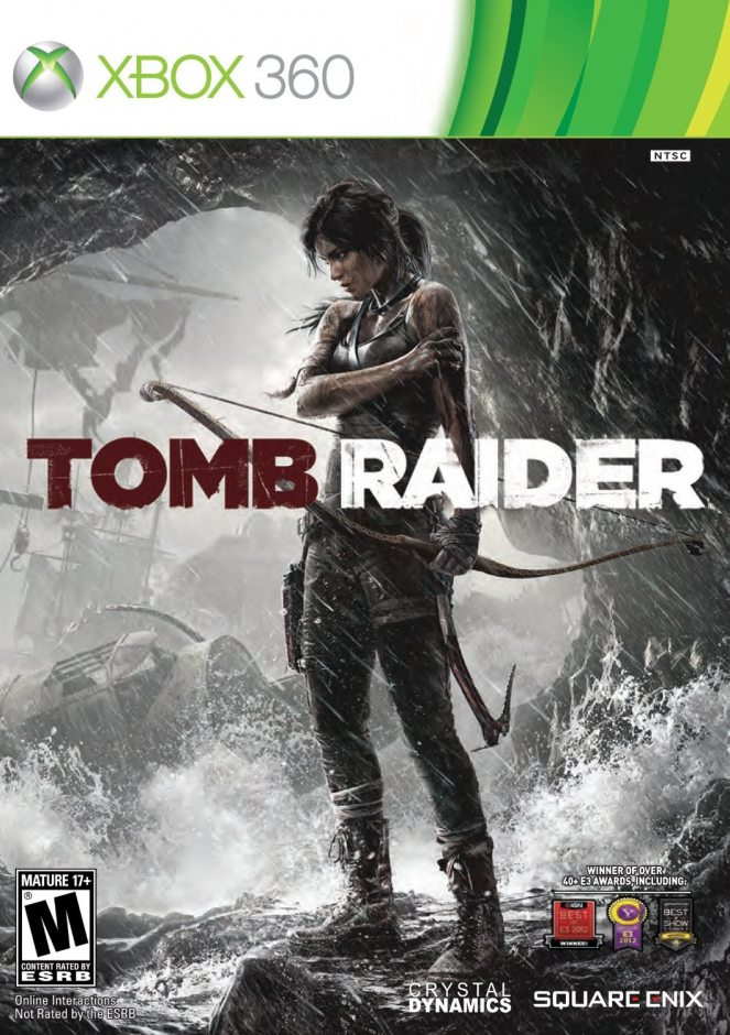 Xbox 360 Tomb Raider Xbox 360