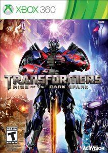 Xbox 360 Transformers: Rise of the Dark Spark (Трансформеры: Битва за Тёмную Искру)