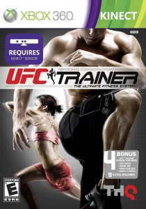 Xbox 360 UFC Personal Trainer: The Ultimate Fitness System